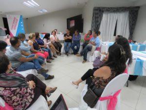 Reunión Camexca