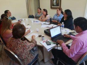 Reunión Mensual del FORO