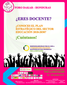 Poster Docente