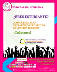 Poster estudiante
