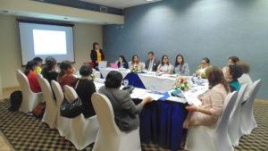 Participación del Foro Dakar en la Mesa de Dialogo Técnico sobre Modelo Educativo, reunión desarrollada por el Equipo Técnico del Consejo Nacional de Educación (CNE)