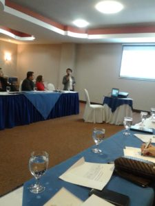 Participación del Foro Dakar Honduras en la Mesa de Dialogo  sobre Política Educativa Nacional, Consejo Nacional de Educación (CNE)