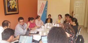 Reuniones Mensuales con Miembros de Foro Dakar