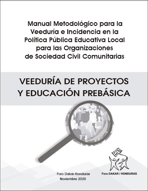 Manual de Lineamientos a Observar en El Proceso de Veeduría en La Infraestructura Escolar y Educativa Inclusiva desde Las Diversas Discapacidades de Las Personas